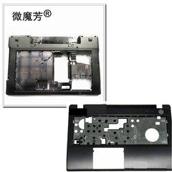 NEW Laptop Bottom Base Case Cover Door for Lenovo Z580 Z585 3ALZ3BALV00 D shell/Palmrest COVER