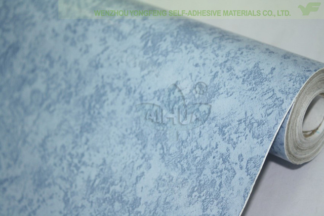 stickers wall decor pvc wallpaper adhesive paper decoration furniture stickers marble blue self adhesive adhesive paper for furniture