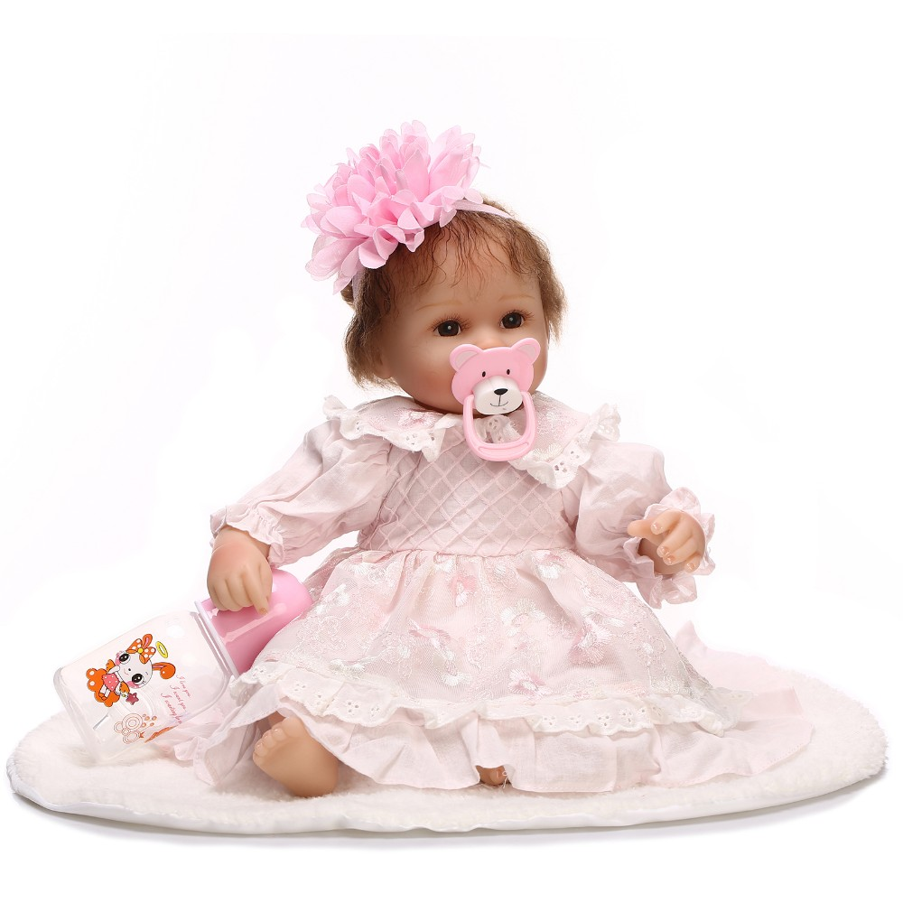 40cm Silicone reborn baby doll toys lifelike reborn babies play house toy kids child birthday gift Princess toys brinquedos free shipping 100% new original projector lamp 5811116310 s for vivitek d520st d522st d522wt d525st d530 d535 d536 d537w d538w