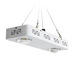 Image 1 - CREE CXB3590 100 W 200 W COB LED Grow Light Spectrum เต็ม 26000LM = HPS 400 W ปลูกโคมไฟสำหรับเต็นท์ในร่ม Hydroponics Plant Growth