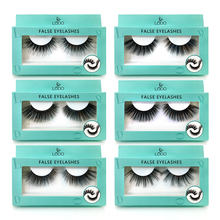 290c4763c55 NEW 10pair Thick Long 5D mink eyelashes long lasting mink lashes natural  dramatic volume eyelashes extension