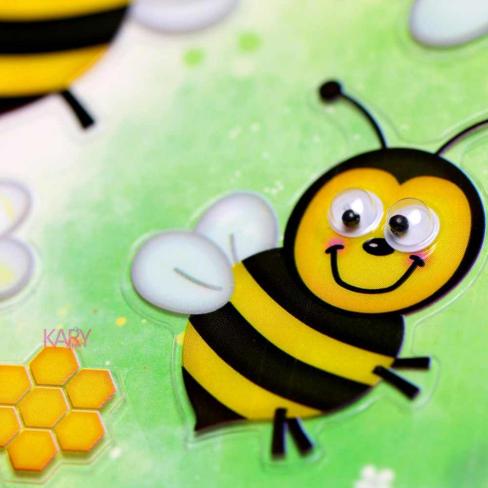 Detail Feedback Questions about Cute Honey Bees Insect Animals