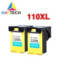 2 шт. для 110 110xl CB304A совместимый чернильный картридж совместимый для hp110 Photosmart A310/A516/A616/A716 A526