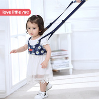 Love Little Me New Arrival Baby Harness Assistant Toddler Leash for Kids Learning Walking Baby Belt Child Safety Baby Walker