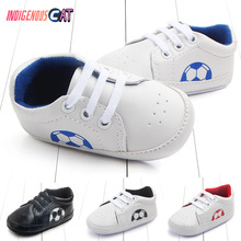 New Canvas Baby First Walkers Sneaker Sport Shoes for Girls Boys Shoes Baby Walker Infant Toddler Soft Bottom Anti-slip Shoes цены