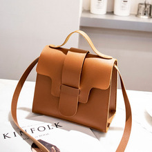 087ee8a7a12f Casual Small Leather Crossbody Bags for Women 2019 Design Women PU Leather  Handbags Tote Shoulder Bags. 6 Colors Available