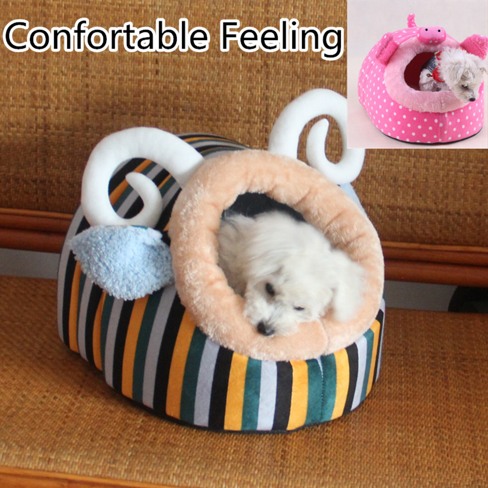 Comfortable pet dog house sofa puppy soft cat bed teddy Dog house sofa