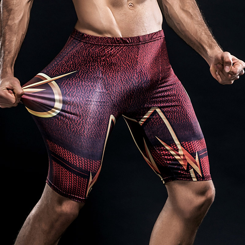 Compression Shorts Men Fashion Jogger Shorts Plus Size Bodybuilding Shorts S-2XL Pantaloncini Fitness Uomo Mens Summer Shorts