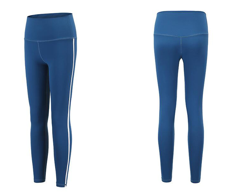 High Waisted Red Moto Fitness Yoga Pants for Women Big Booty Gym Leggings Sports Running Workout Pants Compression Sport Tights 8