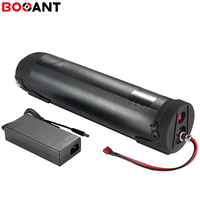 52V 12Ah 10Ah Down Tube lithium battery for Samsung 30B 18650 51.8V electric bicycle battery for Bafang BBS03 750W 1000W motor