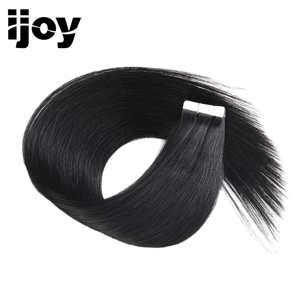 IJOY 2G / db Remy Természetes egyenes brazil haj 18