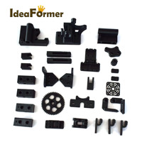 3D Printer Reprap Prusa I3 Work Parts DIY Kits Black Or White Color PLA Material 3D