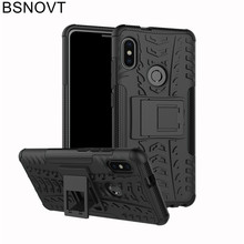 For Xiaomi Redmi Note 5 Case Dual Layer Armor Anti-knock Phone Case For Xiaomi Redmi Note 5 Pro Cover For Redmi Note 5 Pro Funda цена в Москве и Питере