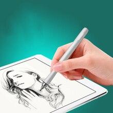 Портативный 11 см мини емкостный Экран Stylus стилус для iPhone/IPad/Samsung/планшетов Asus PC/ Windows металлический карандаш Универсальный