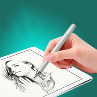 Portable 11cm Mini Capacitive Screen Stylus Touch Pen For IPhone IPad Samsung ASUS Tablets PC Windows