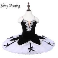 Adult Professional Ballet Tutu Pink Gold Women Nutcracker Fairy Doll Ballet Costumes Sleeping Beauty Pancake Tutu