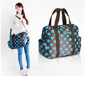 Large Capacity Multifunctional bolsa maternidade High Quality Mummy Nappy Diaper Handbag Messenger Bag Tote Star Design