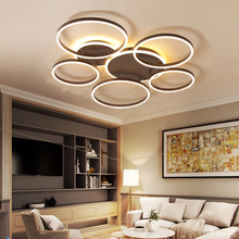 Nordic led lamps new modern minimalist acrylic geometric ring personality creative bedroom room lamp living room ceiling lamp minimalist modern creative personality living room bedroom lamp study different circular ceiling decorated nordic led