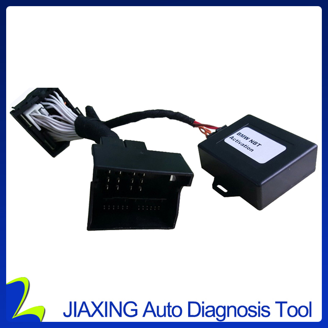 for BMW ALL NBT/F2x F3x CIC Retrofit Adapter Emulator Video in motion, Navigation With Plug and Play Interface/Connector/Cable