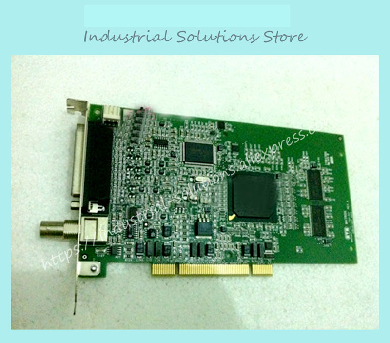 industrial motherboard 750-03 image card 100% Tested Good Quality industrial motherboard mor 2vd j2k video card morphis y7142 03 video capture card 100% tested perfect quality