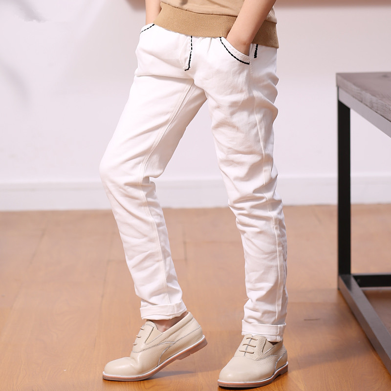 Popular White Boy Pants-Buy Cheap White Boy Pants lots from China ...