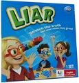 Brinquedo jogo Mentiroso Mentiroso Jogo Hilariante Narizes Óculos de Esticar O verdade O Nariz Pode Crescer Crianças dos miúdos Grande festa de Família jogo