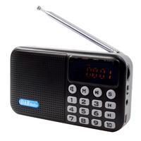 All in one Portable DAB Digital Radio Bluetooth Speaker DAB FM MP3 Bluetooth Speaker Digital radio MP3