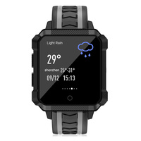 Microwear H7 4G IP68 Waterproof Smart Watch Men Android IOS Phone SIM GPS Heart Rate Monitor Outdoor Climbing Sport Smartwatch