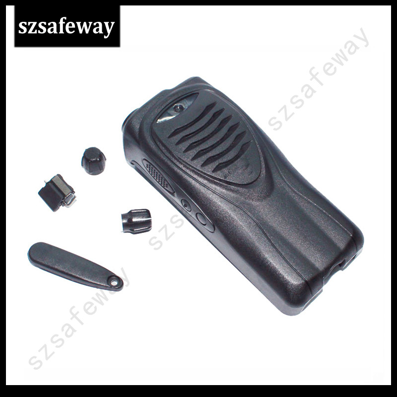 Two Way Radio Case Cover Housing For Kenwood TK3207 TK2207  TK3202 TK2202  Two Way Radio Accessories Free Shipping