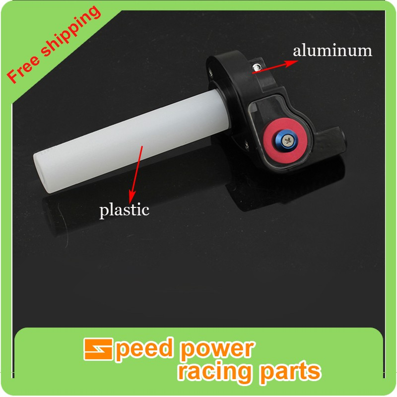 Transperent-Throttle-Quick-Twister-Dual-Cable-Fit-IRBIS-TTR-KEIHIN-30mm-27mm-Accelating-Pump-Carburetor-Free(2)