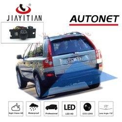 JIAYITIAN سيارة كاميرا الرؤية الخلفية لفولفو XC90 xc 90 2003 2004 2005 2006 2007 ccd عكس كاميرا احتياطية رخصة كاميرا لوحية
