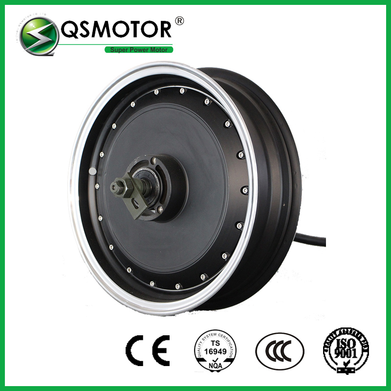 13inch 3000W 273 40H V2 Brushless DC Electric Scooter Motorcycle Wheel Hub Motor