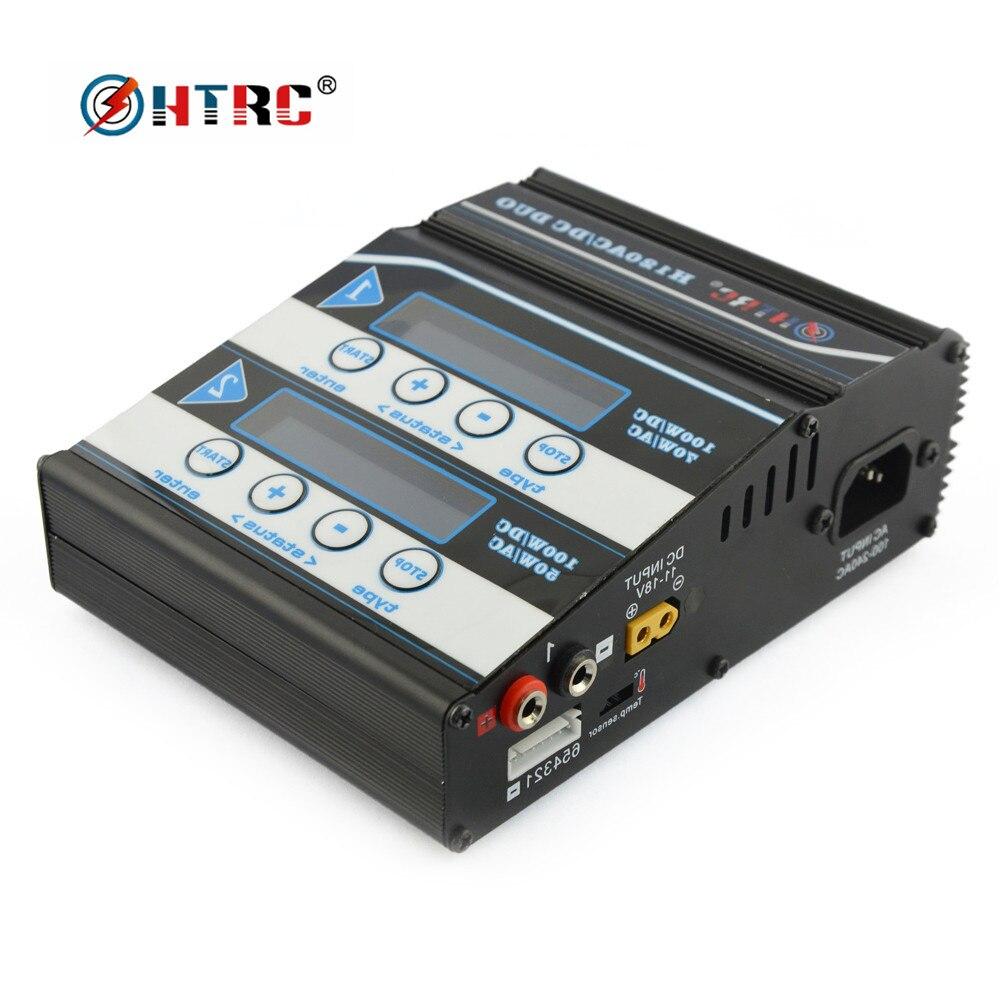 HTRC H120 AC 70W / DC 2x100W 10A