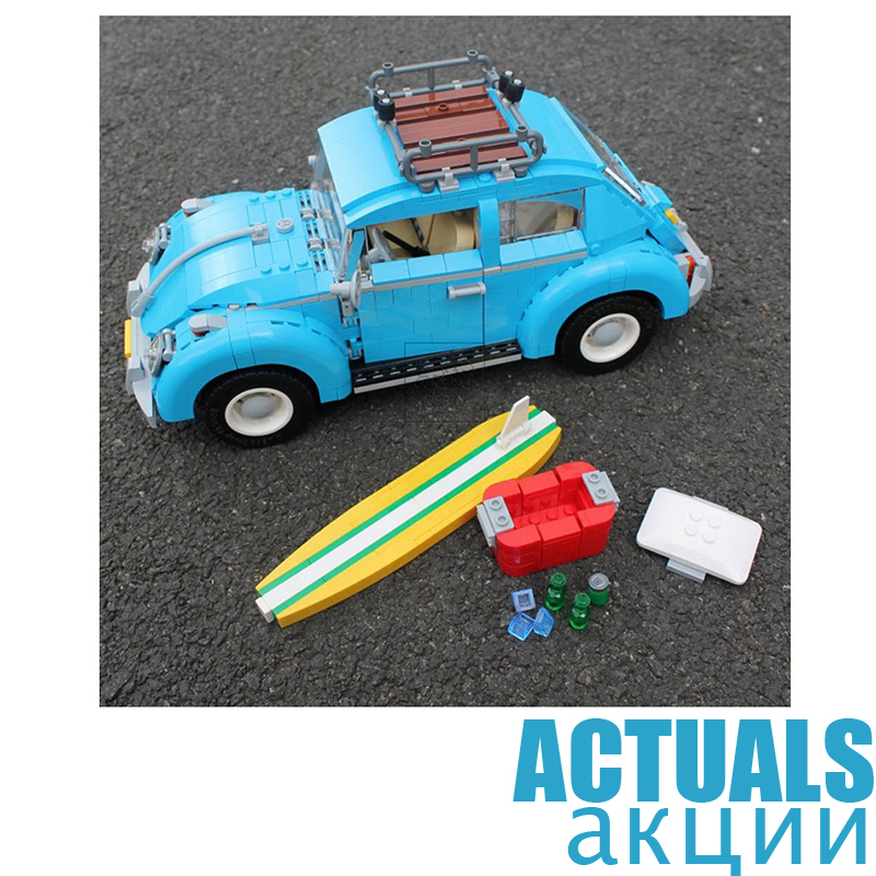Technic Blue Car Vehicle Lepin 21003 1193pcs DIY Blocks Building Bricks Toys For Children Christmas Compatible 10252 Creator dhl new lepin 06039 1351pcs ninja samurai x desert cave chaos nya lloyd pythor building bricks blocks toys compatible 70596