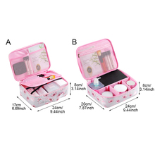 Men Women's Bags Waterproof Makeup Toiletry Kit
