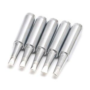 Image 1 - 5 Pz Ferro Tsui M T 3.2D Solder Tips Ferro t12 Sostituzione 3mm Scalpello Larghezza