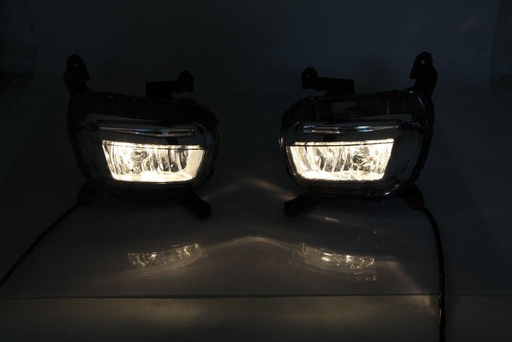 KIA K2 Kia Rio 2014-15 üçün Osmrk yüksək keyfiyyətli duman - Avtomobil işıqları - Fotoqrafiya 6