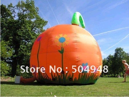 inflatable orange house/tent for park decoration plastic standing human skeleton life size for horror hunted house halloween decoration