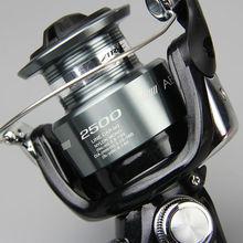 Original Shimano Brand Aernos 1000 2500 3000 4000 Spinning Fishing Reel Saltwater fresh water Authentic Fish Wheel