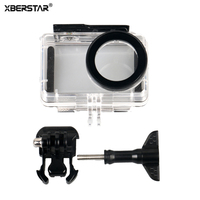 45m Waterproof Housing Case Cover For Xiaomi Mijia 4K Mini Action Camera Accessories