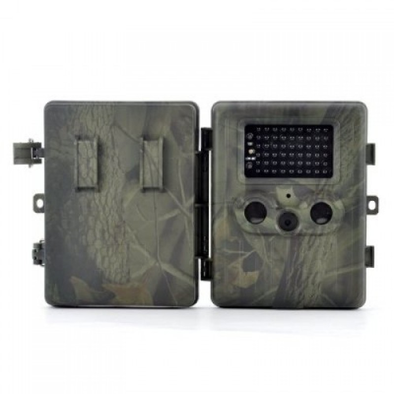 (1set) 1080P 3G/MMS/SMS Infrared Trail Camera with Rechargeable Li-on battery Dual High Sensitive Passive Infrared Motion Sensor eesx472 sensor mr li