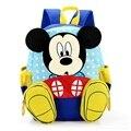 De dibujos animados mickey mochilas escolares para niños/niñas chilldren mochilas los niños mochilas escolares mochila infantil bolsa de viaje mochila para bebé