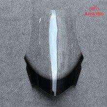 Лобовое стекло посадка лобового стекла для Yamaha Majesty YP250 YP3 YP400 2003-2008 04 05 06 07 мотоцикл