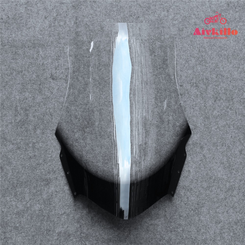 New Windshield Windscreen Fit For Yamaha Majesty YP250 YP3 YP400 2003-2008 04 05 06 07 Motorcycle