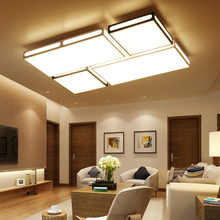 Led Mounted Light 48W 64W 72W Ceiling Modern Lamp Cool White Dimmable For Living Room Bedroom Home decorate