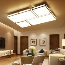 все цены на Led Mounted Light 48W 64W 72W Led Ceiling Light Modern Led Lamp Cool White Dimmable For Living Room Bedroom Home decorate онлайн