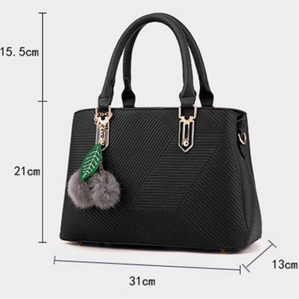 61219237fa5 New Fashion bag inclined shoulder ladies hand bag women leather ...