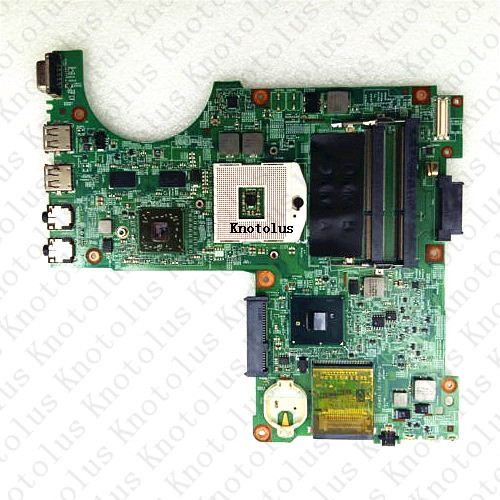 CN-0H38XD for Dell Inspiron N4030 laptop motherboard 09259-1M 48.4EK01.01M DDR3 Free Shipping 100% test ok dell inspiron 3558
