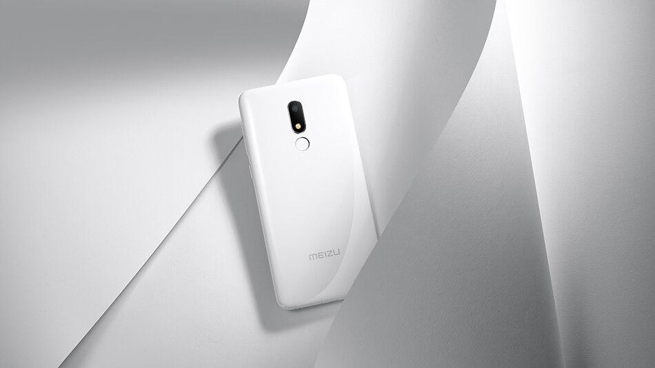 Официальная глобальная версия Meizu M8 lite 3 ГБ 32 ГБ V8 Lite 4G LTE мобильный телефон 4 ядра 5,7 ''3200 мАч сзади 13.0MP отпечатков пальцев ID