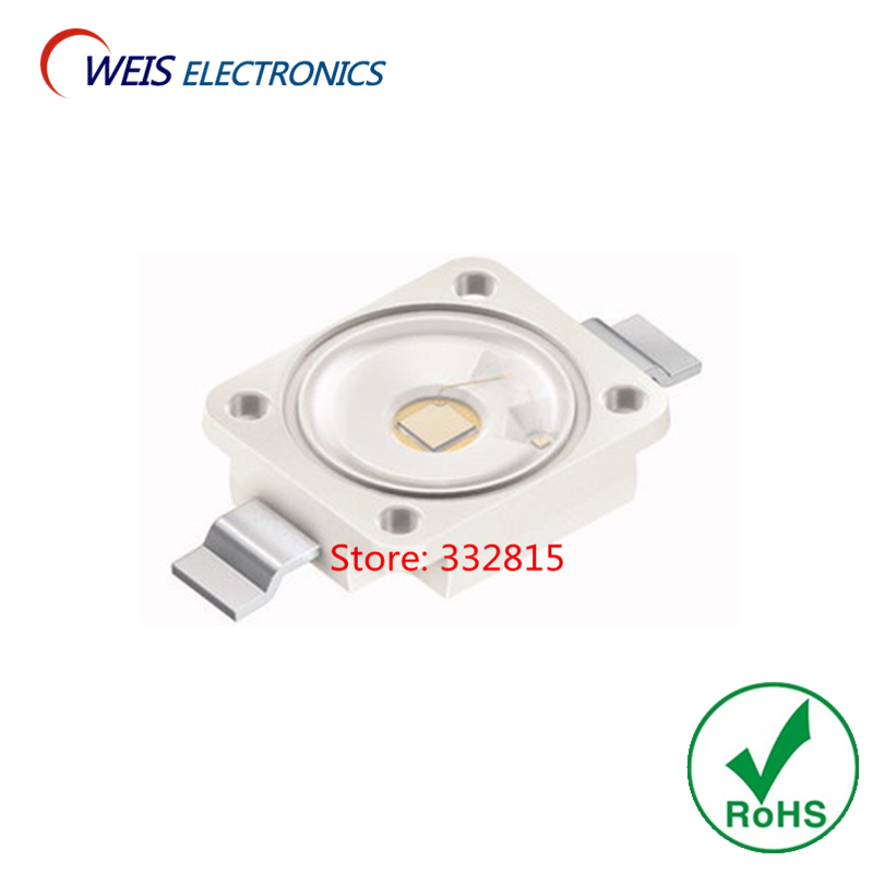 10PCS LB W5SN-GYHZ-25 LB W5SN LBW5SN GZ-2 BLUE 470NM 4.6W POWER LED For Car Taillight Free Shipping